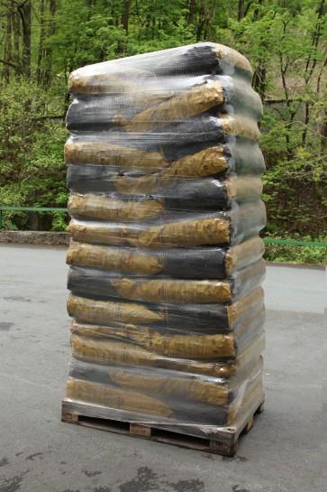 Grill-Holzkohle 10 kg je Palette