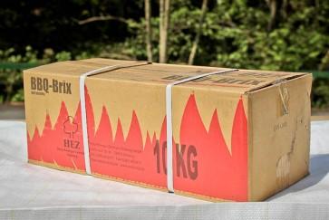 BBQ-Brix 10 kg - Holzkohle-Grill