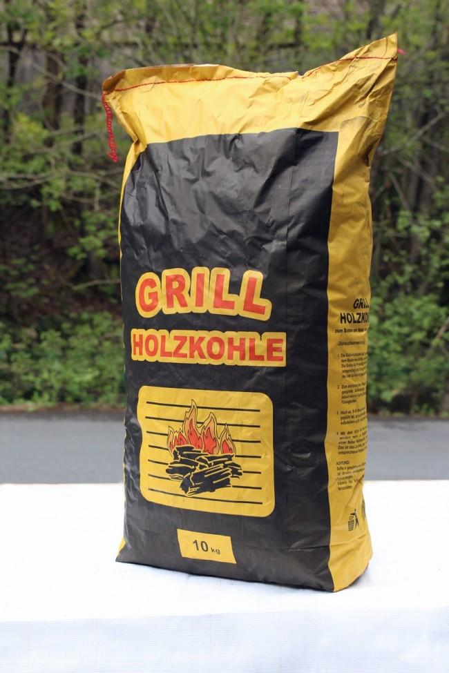 Grill holzkohle 10 kg for Grill holzkohle