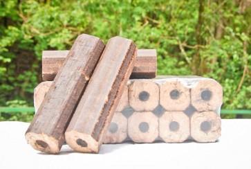 Holzbriketts Pini&Kay aus Hartholz