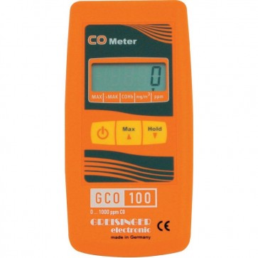 Kohlenmonoxid Gas-Messgerät