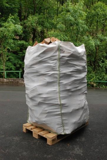 Buchen-Brennholz im bigbag 33 cm / 25 cm