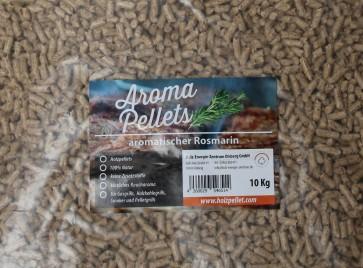Räucherpellets in Geschmacksrichtung Rosmarin