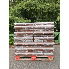 Holzbriketts (Strangbrikett) je Palette,Holzbriketts Premium Buchenbriketts 960kg Pollmeier
